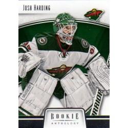 2013-14 Rookie Anthology c. 046 Josh Harding MIN