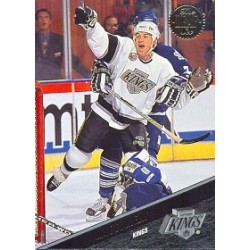 1993-94 Leaf c. 282 Donnelly Mike LAK