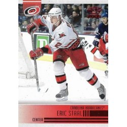 2004-05 Pacific Red c. 050 Eric Staal CAR