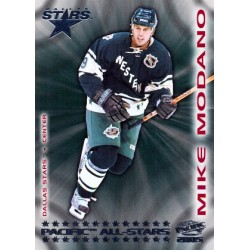 2004-05 Pacific All-Stars c. 05 Mike Modano DAL