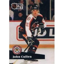 1991-92 Pro Set French c. 302 John Cullen HFD