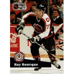 1991-92 Pro Set French c. 296 Ray Bourque BOS