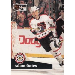 1991-92 Pro Set French c. 291 Adam Oates STL
