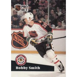 1991-92 Pro Set French c. 289 Bobby Smith MNS