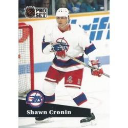1991-92 Pro Set French c. 268 Shawn Cronin WIN