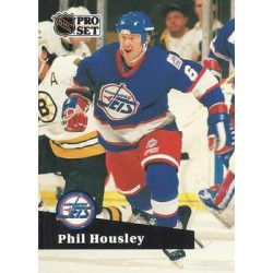 1991-92 Pro Set French c. 267 Phil Housley WIN