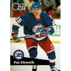 1991-92 Pro Set French c. 262 Pat Elynuik WIN