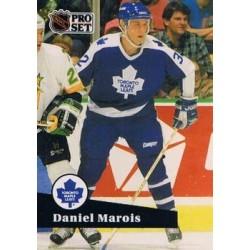 1991-92 Pro Set French c. 223 Daniel Marois TOR