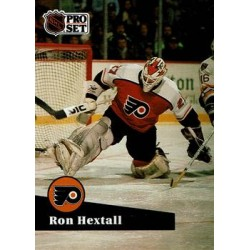 1991-92 Pro Set French c. 176 Ron Hextall PHI
