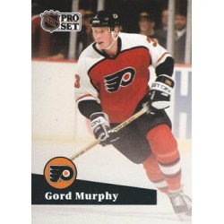 1991-92 Pro Set French c. 171 Gord Murphy PHI