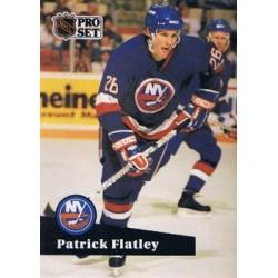 1991-92 Pro Set French c. 152 Patrick Flatley