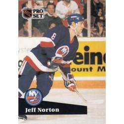 1991-92 Pro Set French c. 148 Jeff Norton