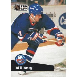 1991-92 Pro Set French c. 145 Bill Berg