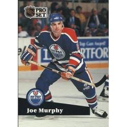 1991-92 Pro Set French c. 068 Joe Murphy EDM