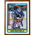 1990-91 O-Pee-Chee c. 330 Mike Richter