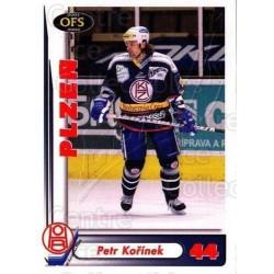 2001-02 OFS Red Korinek Petr c. RE20D