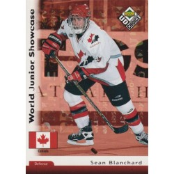 1998-99 UD Choice Prime Choice Reserve 92/100 c. 264 Sean Blanchard CAN