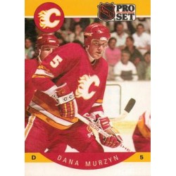 1990-91 Pro Set c. 041 Dana Murzyn CGY