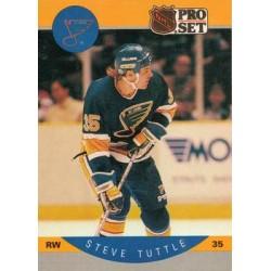 1990-91 Pro Set c. 273 Steve Tuttle STL