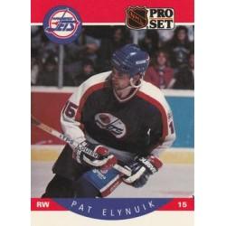 1990-91 Pro Set c. 327 Pat Elynuik WIN