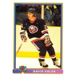 1991-92 Bowman c. 223 Volek David NYI