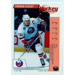 1992-93 Panini Stickers Flatley Patrick c. 201 NYI