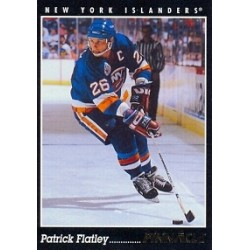 1993-94 Pinnacle Canadian c. 203 Flatley Patrick NYI