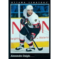 1993-94 Pinnacle Canadian c. 236 Daigle Alexandre OTT