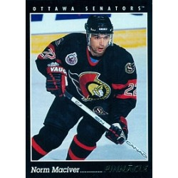 1993-94 Pinnacle Canadian c. 120 Maciver Norm OTT