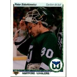 1990-91 Upper Deck (1990 text hologram) c. 069 Peter Sidorkiewicz HFD