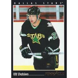 1993-94 Pinnacle Canadian c. 248 Ulf Dahlen DAL