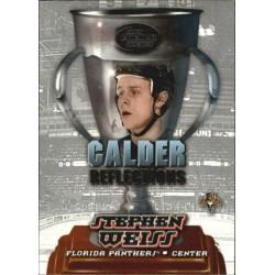 2002-03 Calder Reflections c. 12 Stephen Weiss FLO