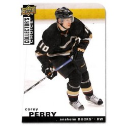 2008-09 Collectors Choice c. 030 Corey Perry