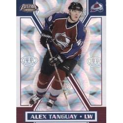 2002-03 Exclusive c. 047 Alex Tanguay COL