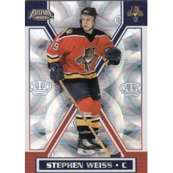2002-03 Exclusive c. 078 Stephen Weiss FLO