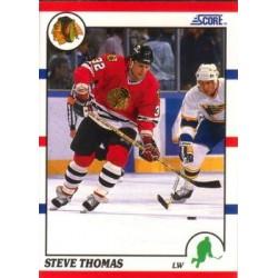 1990-91 Score American c. 066 Steve Thomas CHI