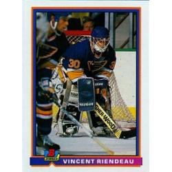 1991-92 Bowman c. 372  Riendeau Vincent STL
