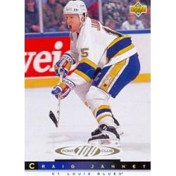 1993-94 Upper Deck c. 225 Janney Craig STL