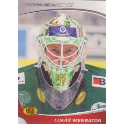 2009-10 OFS Plus Goalies c. Goalies04 Lukas Mensator