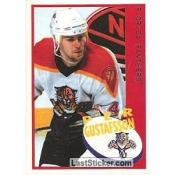1997-98 Panini Stickers c. 059 Per Gustafsson  FLO