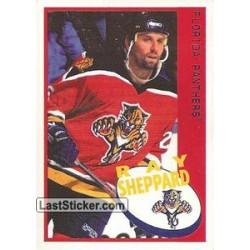 1997-98 Panini Stickers c. 061 Ray Sheppard  FLO