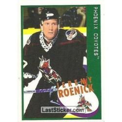 1997-98 Panini Stickers c. 157 Jeremy Roenick  PHX