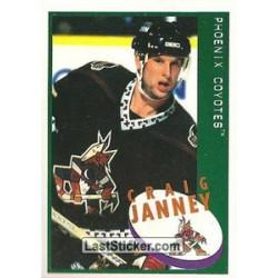 1997-98 Panini Stickers c. 161 Craig Janney  PHX