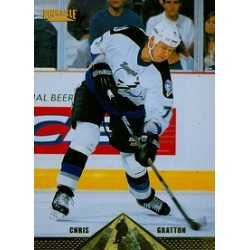 1996-97 Pinnacle c. 141 Gratton Chris TBL
