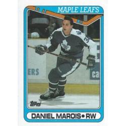 1990-91 Topps c. 267 Daniel Marois TOR