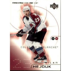 2001-02 Challenge for the Cup c. 018 Milan Hejduk COL