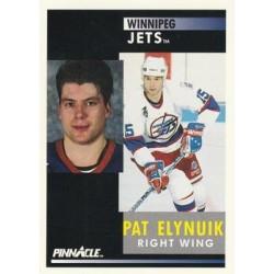 1991-92 Pinnacle c. 117 Pat Elynuik WIN