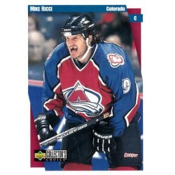 1997-98 Collectors Choice c. 061 Mike Ricci COL