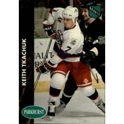 1991-92 Parkhurst c. 424 Keith Tkachuk WIN