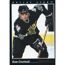 1993-94 Pinnacle c. 268 Russ Courtnall DAL